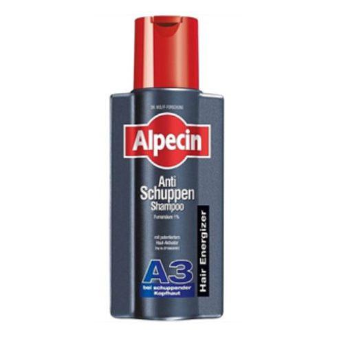 Alpecin A3 korpásodás elleni sampon 250ml