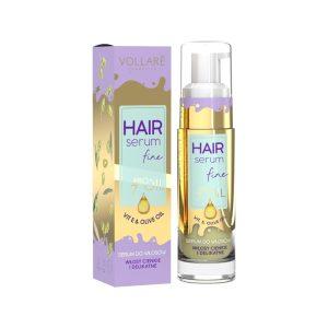 VOLLARÉ Pro Volume ápoló olaj vékonyszálú, erőtlen hajra vitaminokkal 30ml