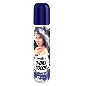 1-Day Color hajszínező spray fehér (alapozónak is jó) 50ml