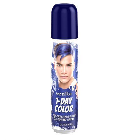 1-Day Color hajszínező spray kék (ultra blue) 50ml