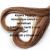 Top Choice minőségi körkefe 100% természetes szőrrel bordó (63138)