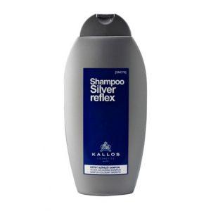 Kallos Silver reflex sampon 350ml