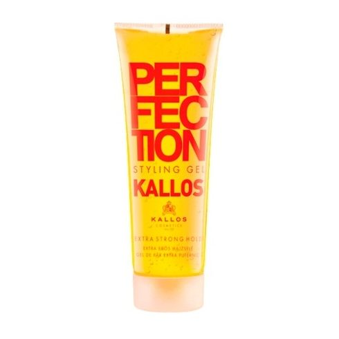 Kallos Perfection extra erős hajzselé 250ml