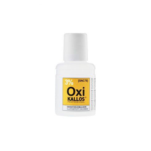 3% kallos oxigenta 60ml