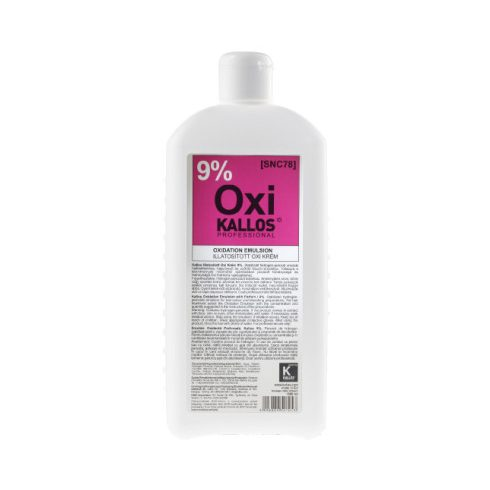9%-os Kallos oxigenta 1000ml