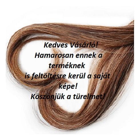 Glória bontófésű fekete 16cm-es