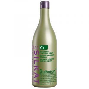 BES Silkat C1 Bulboton hajhullás elleni hajsampon 1000ml
