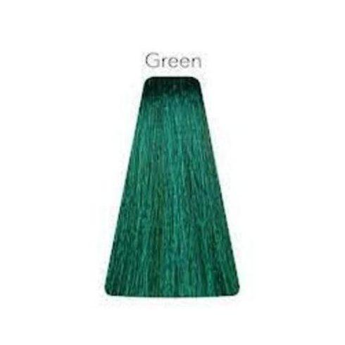 BES Movie Colors hajszínező Green (zöld) 170ml