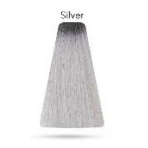 BES Movie Colors hajszínező Silver (ezüst) 170ml