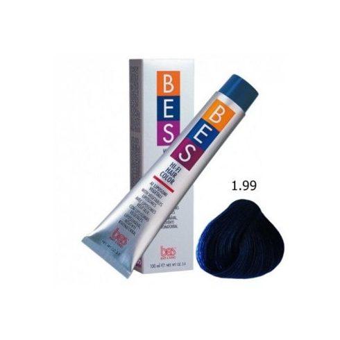 BES HI-FI hajfesték 1.99 kobaltfekete 100ml