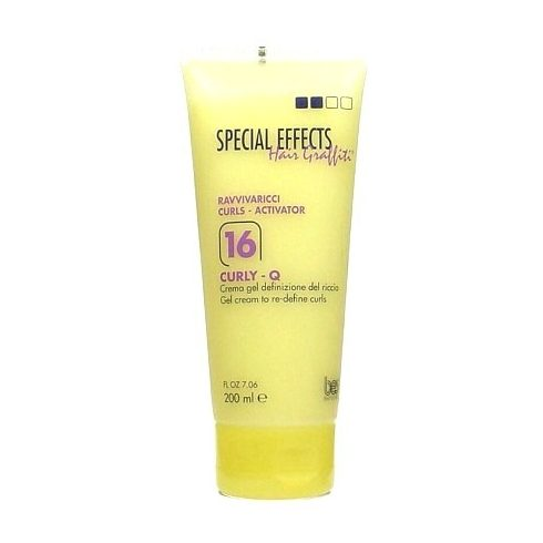 BES SPECIAL EFFECTS Hair Graffiti 16-os hajgöndörítő krémzselé 200 ml