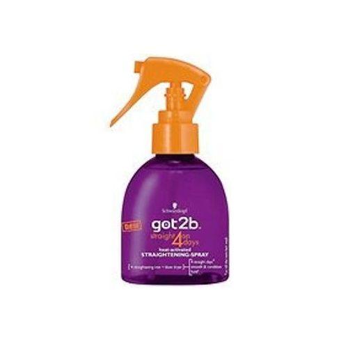 Got2b hajegyenesítő spray 200ml