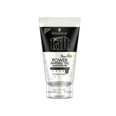Taft Power Invisible hajzselé mega erős 150ml