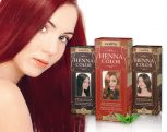 Henna hajfestékek, samponok